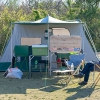 SEARS Vintage Canvas TENT【後期編】